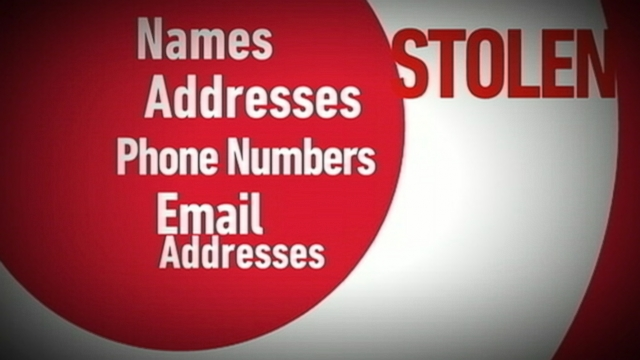 VIDEO: Up to 110 million people affected, the largest identity theft ever.