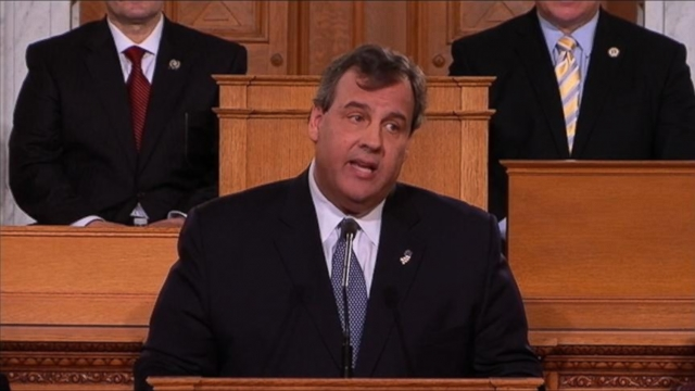 VIDEO: New Jersey governor apologized and said New Jersey residents deserve better.