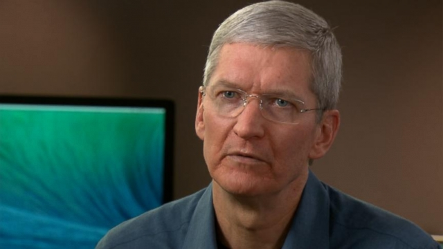 Apple CEO Speaks Out