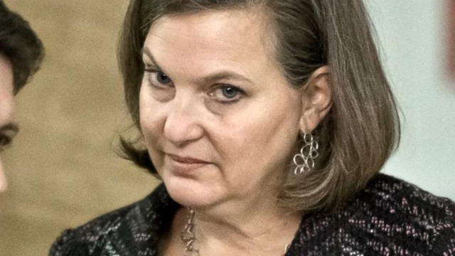 VIDEO: The four-letter word used by State Departments Victoria Nuland and the effect worldwide.