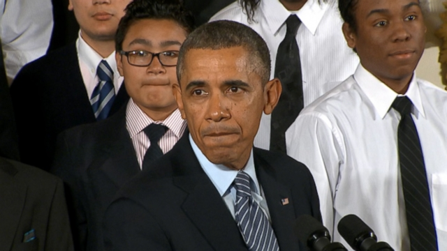 """VIDEO: President Obama Launches """"My Brothers Keeper"""""""