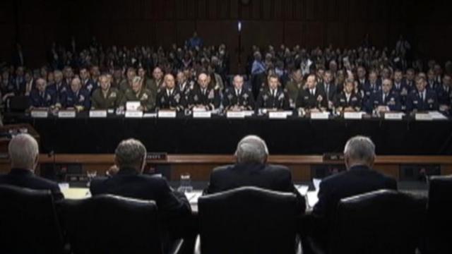 VIDEO: Broken Trust: Senate Blocks Bill Designed to Protect Women of Sexual Assault in the Military
