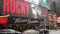 VIDEO: 'Rocky' From Philadelphia to NYC's Broadway