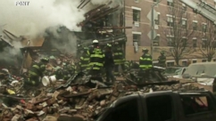 VIDEO: NYC on Edge After Powerful Explosion in Harlem Kills 3