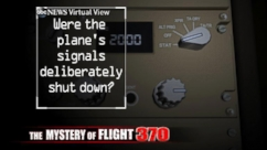 VIDEO: New Evidence May Indicate Struggle in the Cockpit of Missing Malaysia Airlines Flight 370
