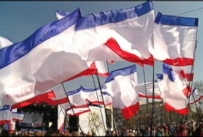 VIDEO: Crimea prepares for referendum on whether to break away from Ukraine and join Russia.