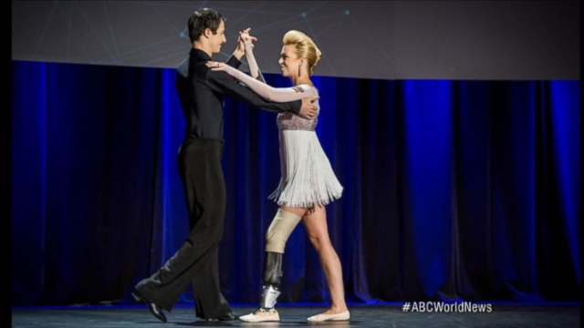America Strong: Surviving the Boston Bombing and Now Dancing