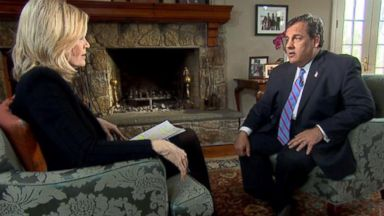 VIDEO: Diane Sawyers Exclusive Interview With Chris Christie