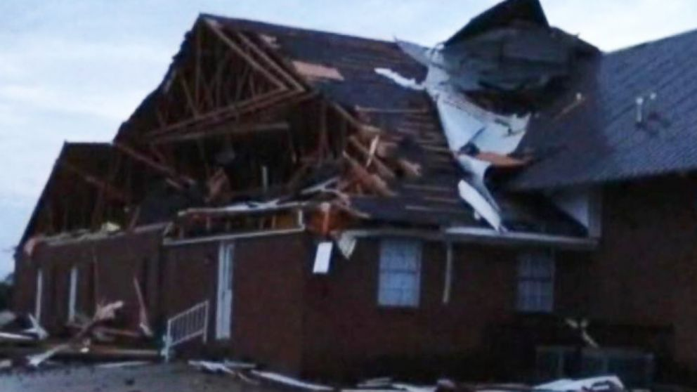 VIDEO: Wicked Spring Weather Includes Tornadoes and Flooding