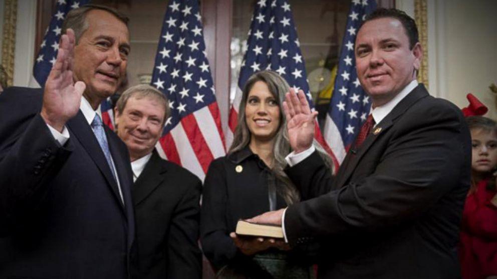 VIDEO: Caught on Tape: Congressman Vance McAllister Asks for Forgiveness