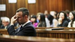 VIDEO: Prosecution Grills Oscar Pistorius for the Last Time