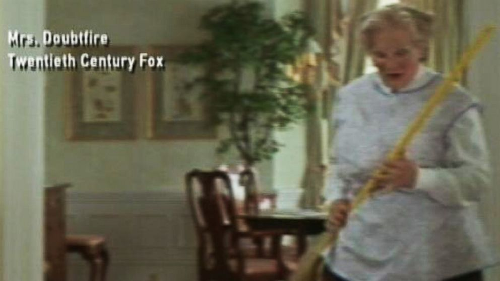 "VIDEO: Instant Index: Robin Williams Reprising His Role in ""Mrs. Doubtfire"" Sequel"
