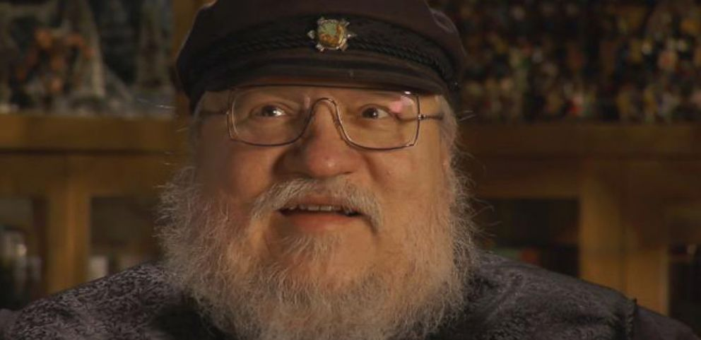VIDEO: Game of Thrones Author George R.R. Martin