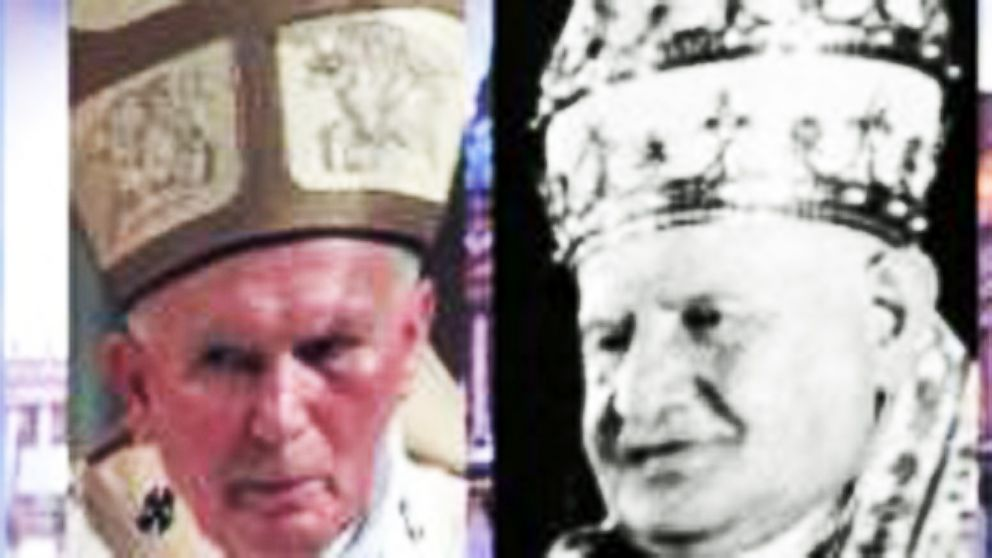 Pope Francis to Canonize Two New Saints
