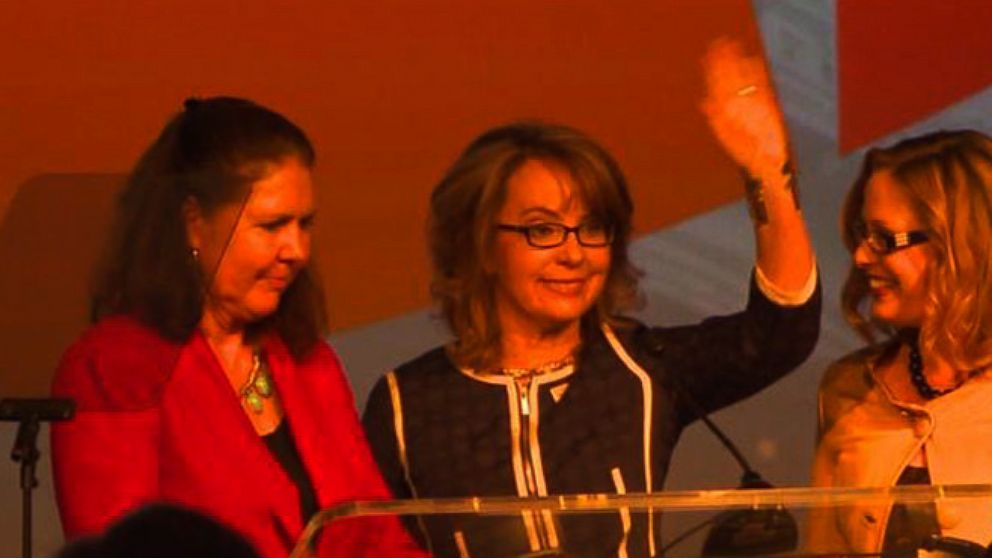 VIDEO: Instant Index: Gabby Giffords Valiant Recovery
