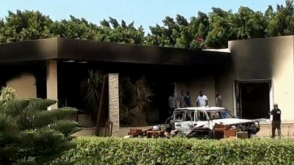 VIDEO: Debate Over Benghazi Attack Flares