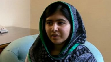VIDEO: Malala Discusses Abducted Nigerian Girls