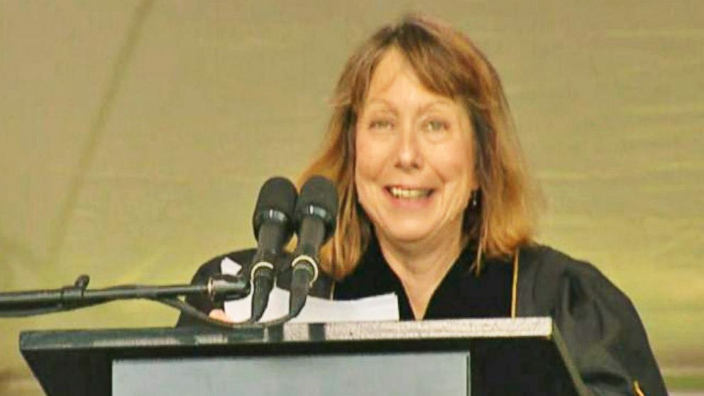 VIDEO: Former NY Times Editor Jill Abramson Discusses Being Fired