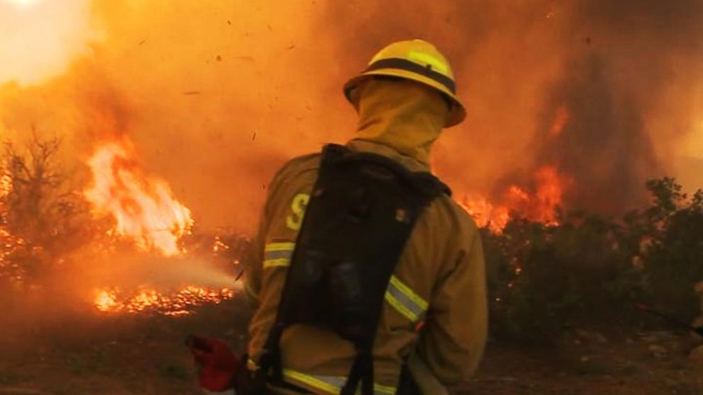 VIDEO: Worry Over Future Wildfires in Southern California