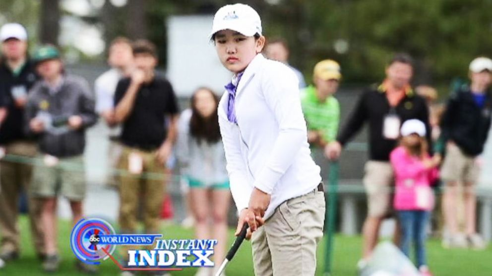 VIDEO: Instant Index: Tween Shakes Up Golf as the Youngest Ever to Compete for the US Womens Open
