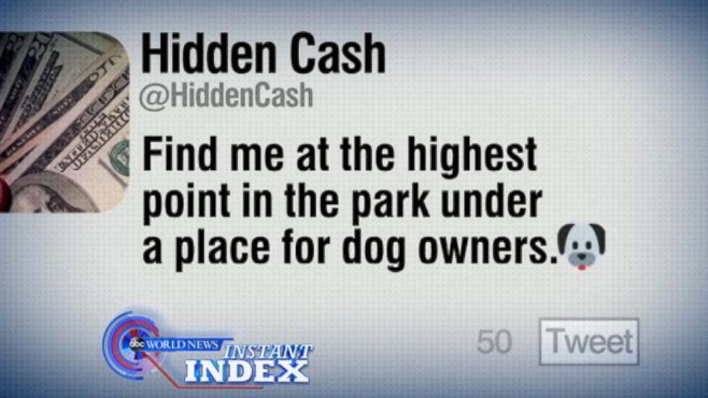 VIDEO: Instant Index: Anonymous Millionaire Strikes Again, Hiding Money Across San Francisco