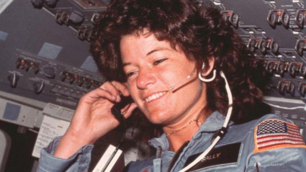 VIDEO: Astronaut Sally Rides Secret Journey