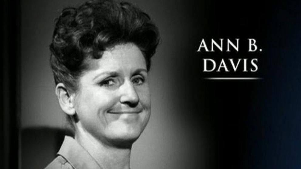 VIDEO: Instant Index: Ann B. Davis, AKA Alice from the Brady Bunch, Dead at 88