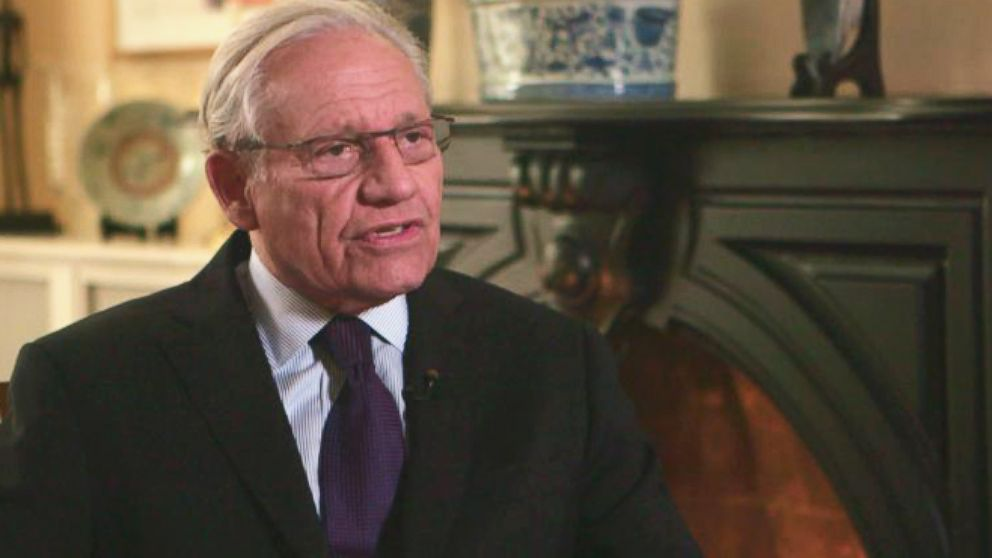 VIDEO: Bob Woodward on Hillarys Path