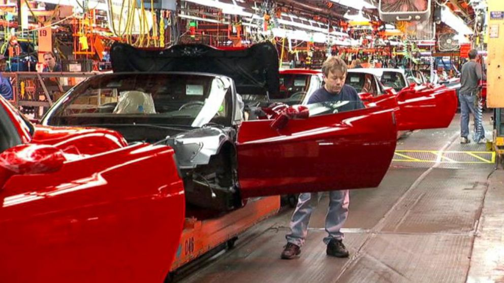 VIDEO: Shares of General Motors Halted on the Trading Floor