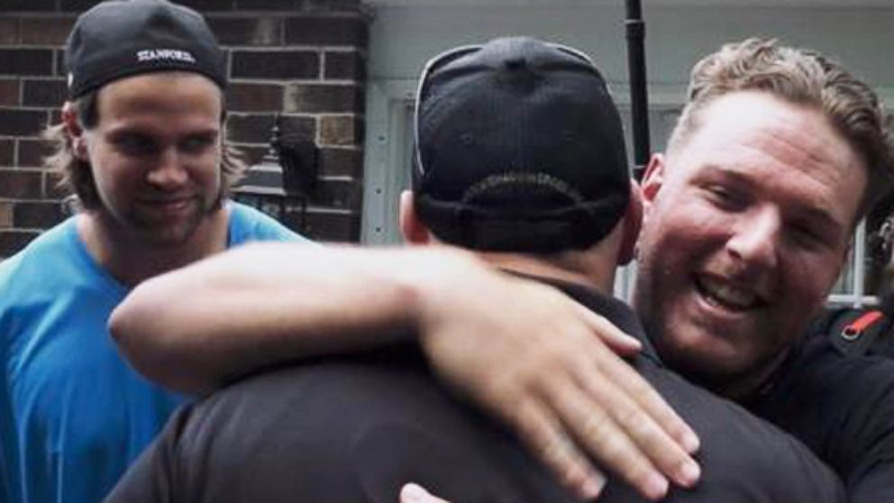 VIDEO: Selfless Solider Who Has Dedicated His Life to Helping Veterans Gets a Big Surprise