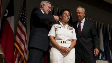 VIDEO: Another Glass Ceiling Shattered by Adm. Michelle Howard