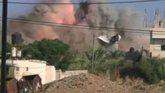 VIDEO: Gaza Under Attack