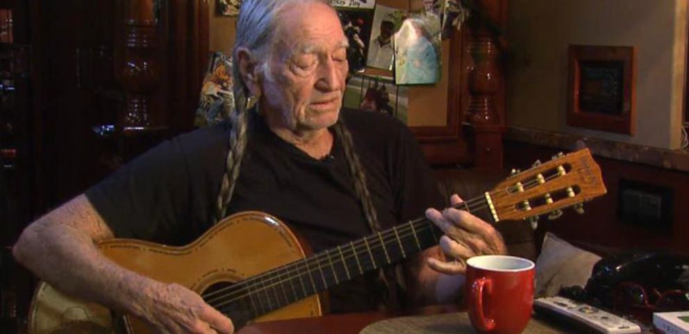 VIDEO: Willie Nelson on the Road and Number 1 Again