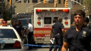 VIDEO: WN 7/28: Dramatic Shootout in NYC