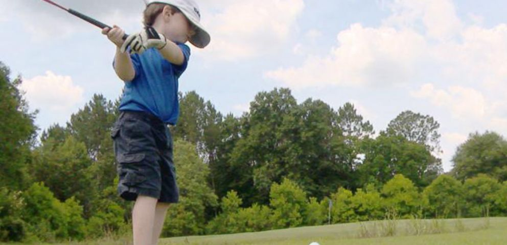 VIDEO: Pint Sized Golf Phenom