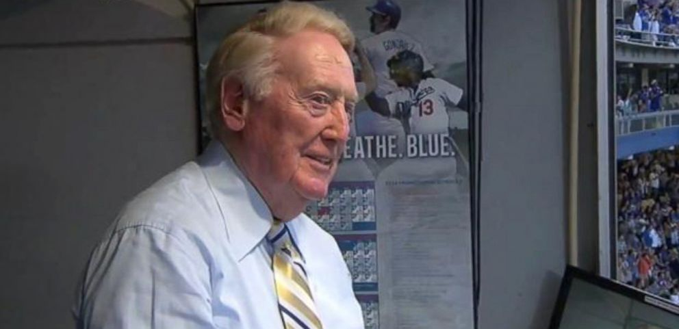 VIDEO: The Voice of the Dodgers Returns for the 66th Straight Year