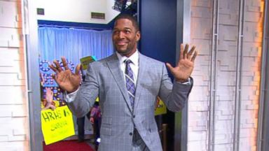 VIDEO: Instant Index: Michael Strahan Inducted Into Football Hall of Fame