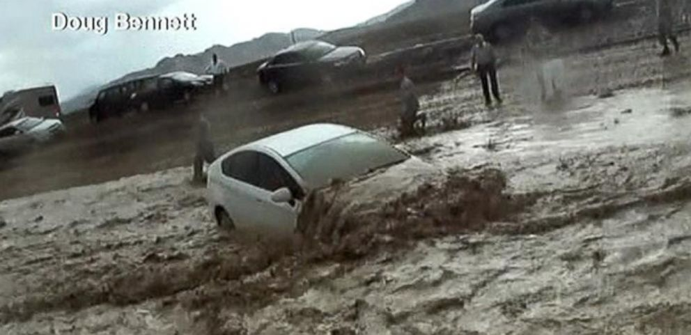 VIDEO: Deadly Floods in the West; and Hurricanes on the Move