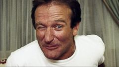VIDEO: Robin Williams Real-Life Patch Adams Moment