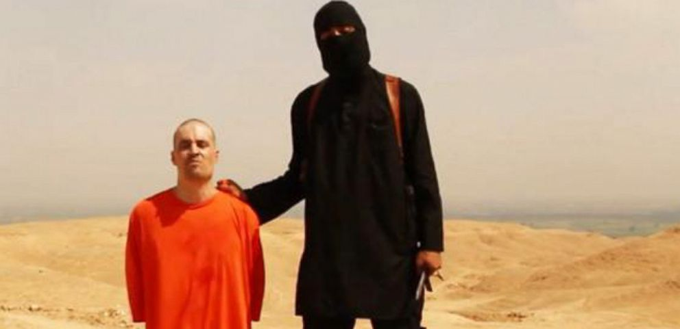 VIDEO: ISIS Claims It Beheaded American James Foley