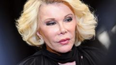 VIDEO: Joan Rivers Still Unconscious and in Medically Induced Coma