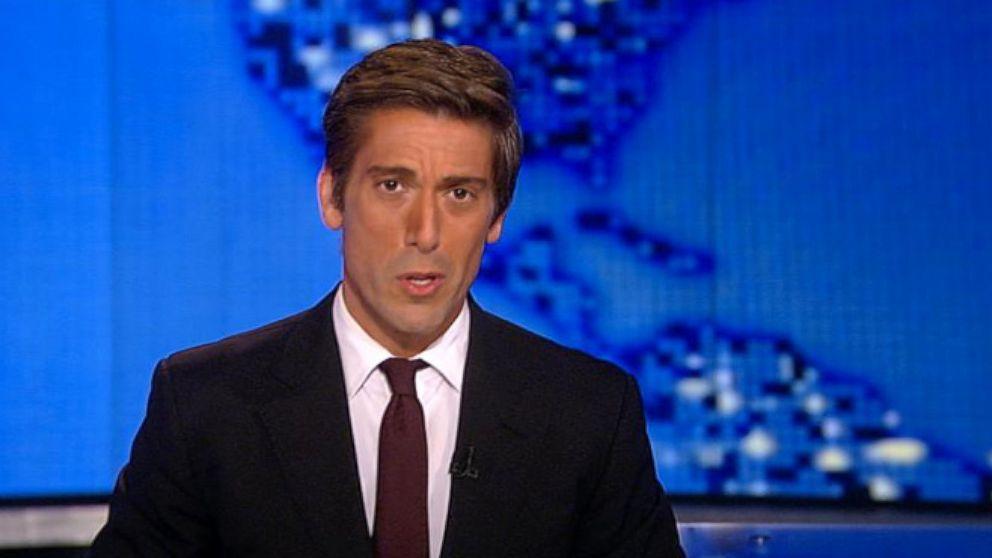 david muir anchors sept 1 video abc news