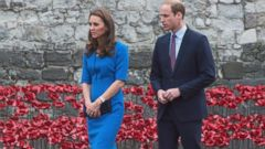 VIDEO: Prince George To Become a Big Brother