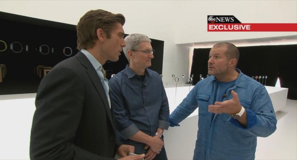 VIDEO: Apples Design Chief Talks Apple Watch Development