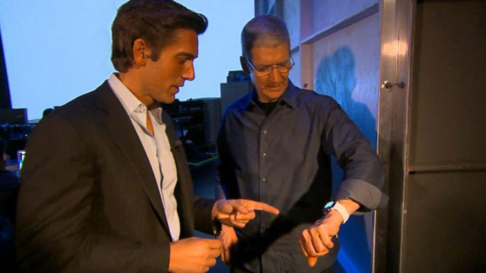 VIDEO: David Muirs Exclusive Look at the Apples New Watch