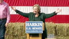 World News 9/14: Hillary Clinton Sparking New Speculation About a Potential 2016 Presidential Run
