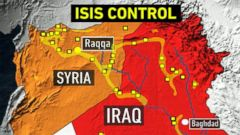 VIDEO: US Launches Airstrikes Targeting ISIS in Syria