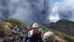 VIDEO: Hiker Captures Deadly Volcano Eruption on Camera