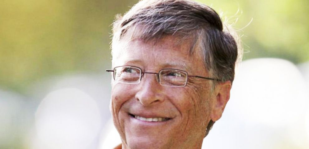 VIDEO: Bill Gates Tops Forbes 400 List for 21st Year in a Row With a Net Worth of $81 Billion