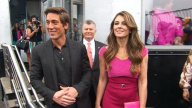 VIDEO: WN 10/1: ABC News and Elizabeth Hurley Go Pink for Breast Cancer
